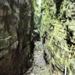 Aguateca Canyon