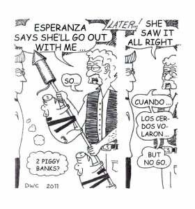 Comics of The Zen of Cuando and Cuanto