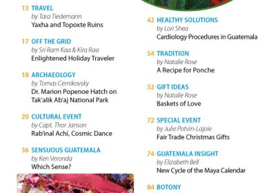 December 2012 in Revue Magazine