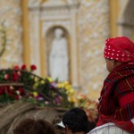 Procession for the Feast of Our Lady of Guadalupe in Antigua Guatemala (photo by Rudy Giron)