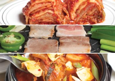 Ubi's Sushi Expands into Korean Fare (images by Rudy Girón)
