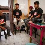 Talk with Los Patojos Crew by Nelo Mijangos