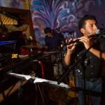 Live Music at Las Palmas in Antigua Guatemala by Nelo Mijangos