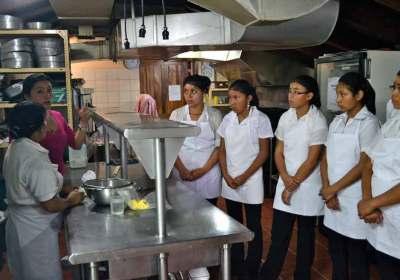 Café Condesa hosts KIDS Restaurant in its kitchen