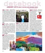 January 2014 in Revue Magazine