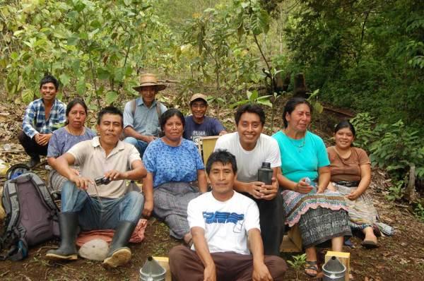 Beekeepers of Aj Tikonel Kab'