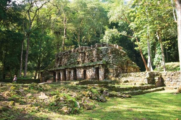 Yaxchilán Ruins Usumacinta River