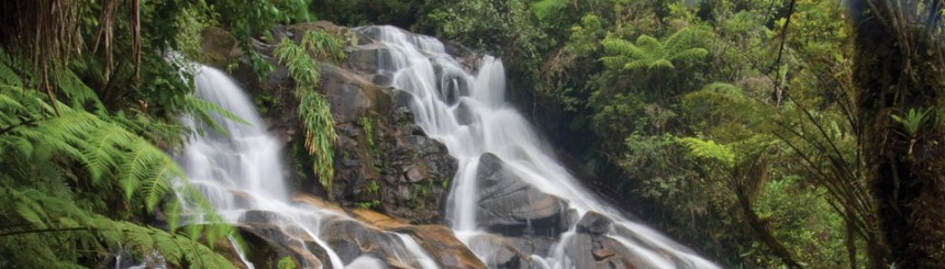 Chilasco falls