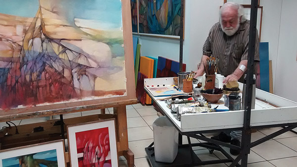 Ramon Avila studio