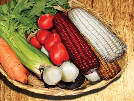 Latin gluten free food