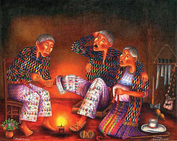 Lake Atitlan healer