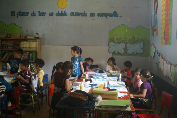 Education in Guatemala Happy Teacher's Day