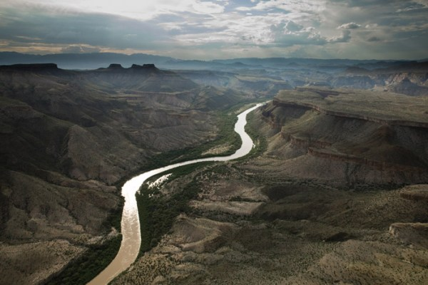 The River, the Wall and the Borderlands
