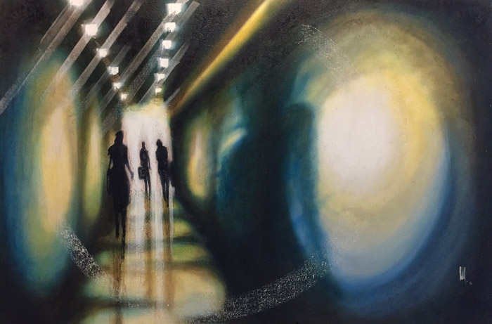 Limbo by Mendel Samayoa