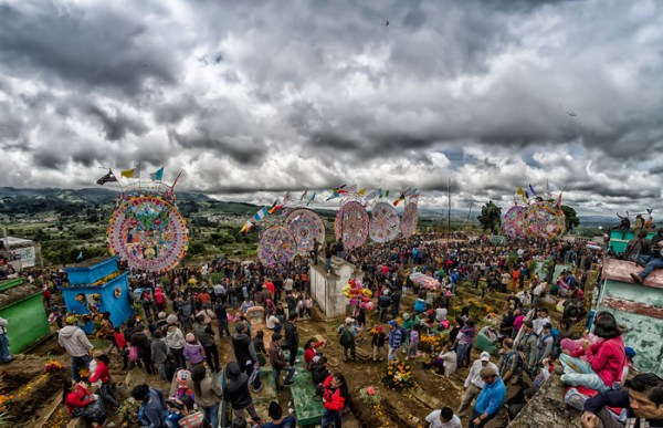The Kites of Guatemala