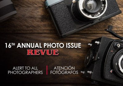16th Annual REVUE Photo Issue