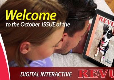 revue magazine