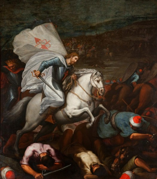 SANTIAGO Saint James Apostle