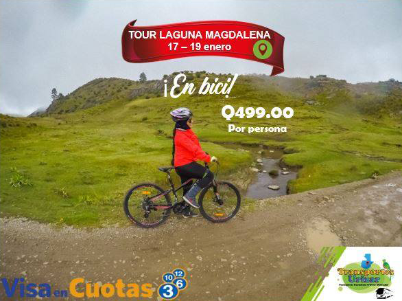 BIKE TOUR Huehuetenango