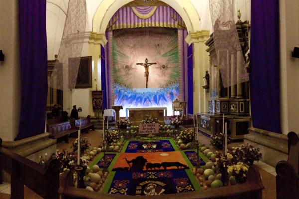 Lent in Antigua 2020