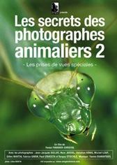"""Couverture """"Les secrets des photographes animaliers Vol.2"""""""