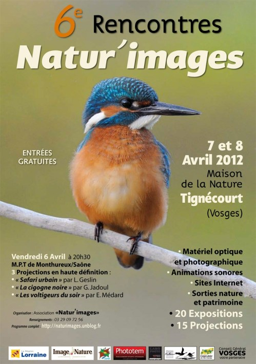 6ème Rencontres Natur'Images
