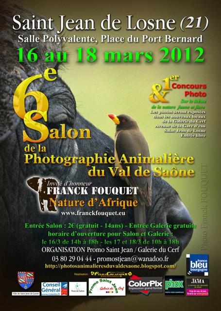 6ème salon animalier du Val de Saône