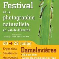 Festival Déclic Nature à Damelevières du 20 au 22 Juillet 2012