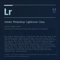 Lightroom 5 disponible au téléchargement gratuitement pour tous