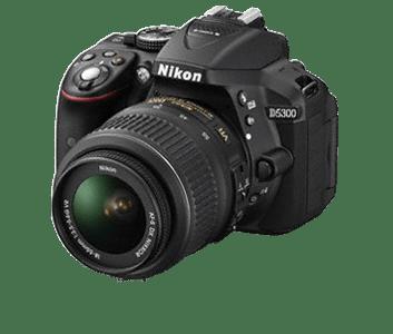 Nikon D5300 - Noir