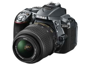 Nikon D5300 - Gris