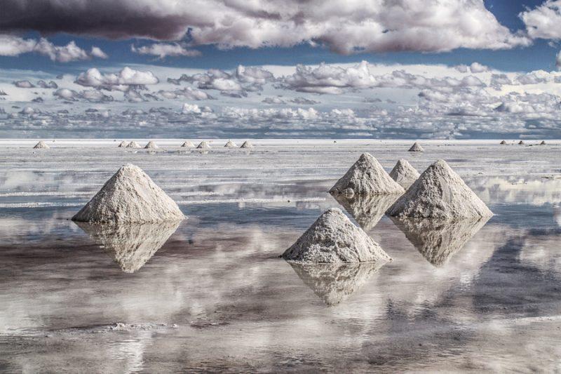 Delage Sandrine - Coeur de sel