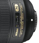 Test - Review Nikon 58 mm 1.4 G