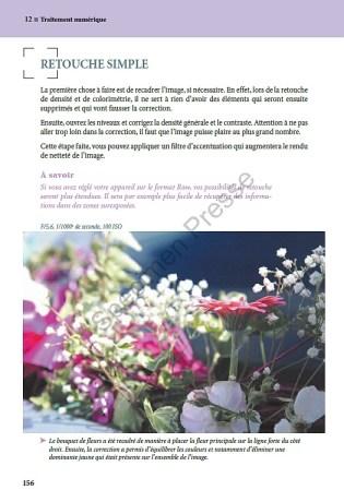 exemple page 156 traitement numérique Retouche simple