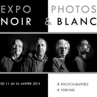 Exposition : Noir & Blanc