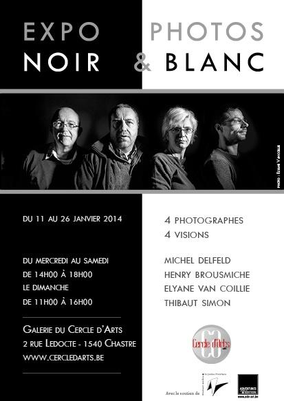Exposition Noir Blanc Revue Photo