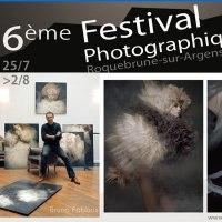Exposition Bruno Fabbris dans le cadre du Festival Photographique de Roquebrune-sur-Argens