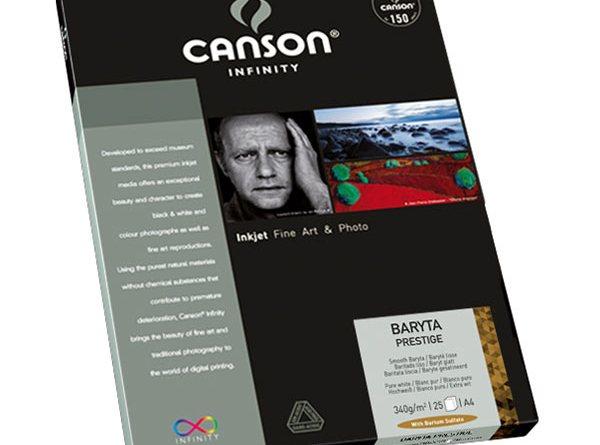 Canson Baryta Prestige
