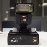 Photokina 2016 : Flash Metz M400