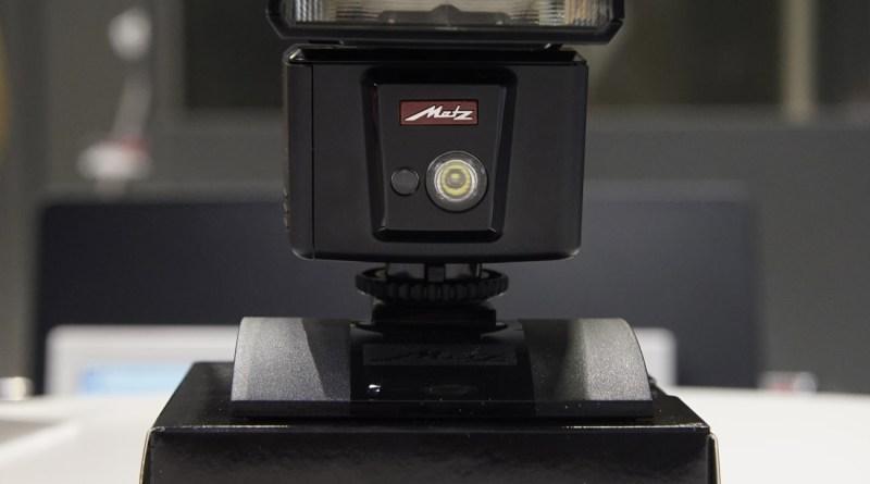 Metz flash pour hybride et compact M400
