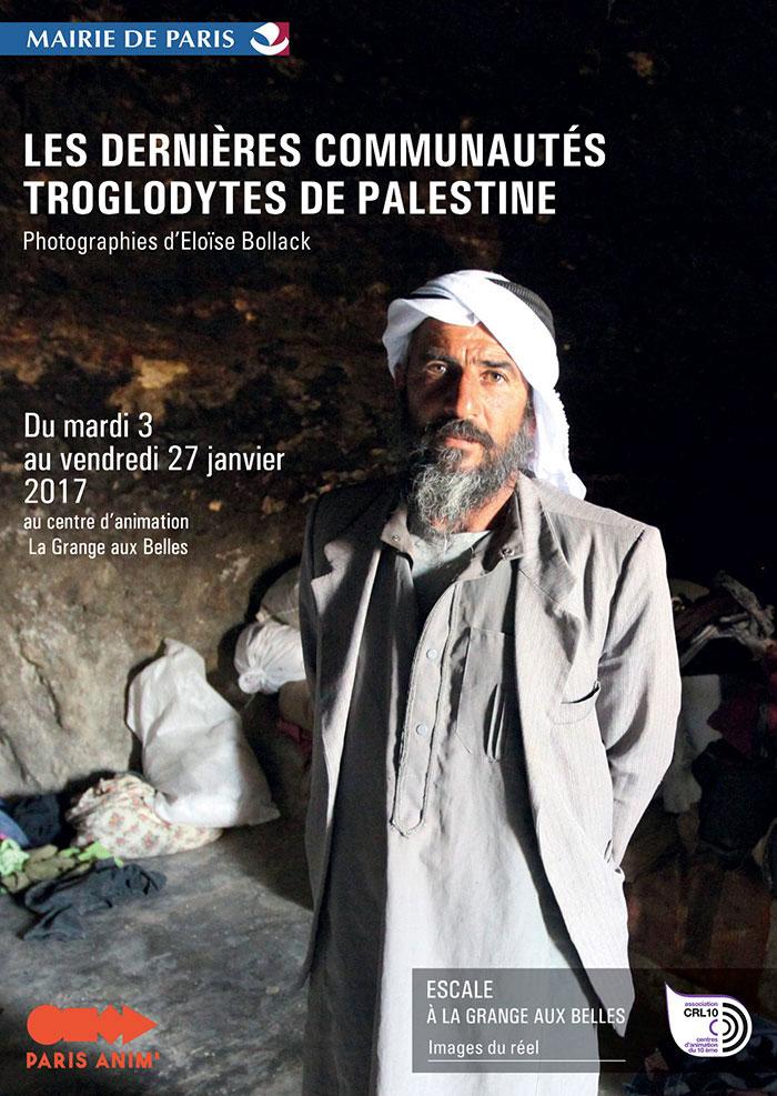 Troglodytes Cisjordanie