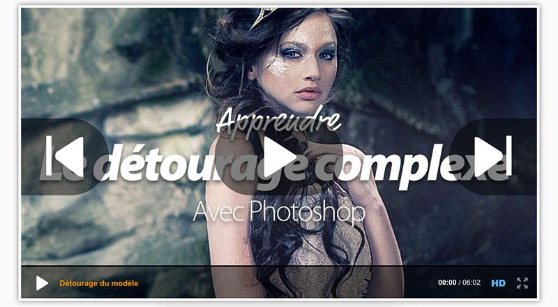 Elpehorm - Détourer avec Photoshop