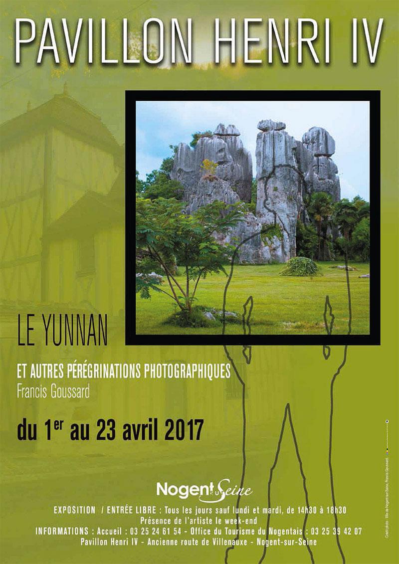 Le Yunnan - Exposition