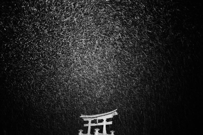 Japon, Miyajima, 2016 ©Klavdij SLUBAN