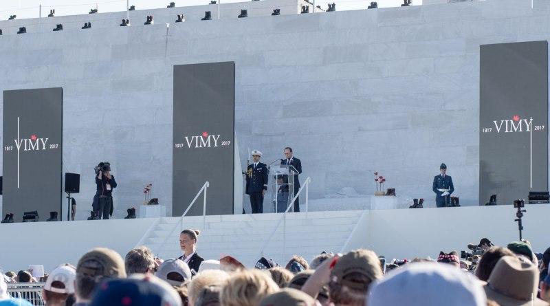 Centenaire de la bataille de Vimy