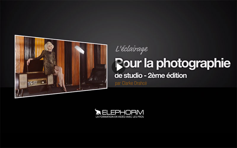 Elephorm - L'éclairage pour la photographie de studio