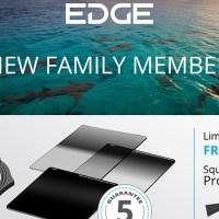 Nouveau membre dans la famille des filtres Irix EDGE