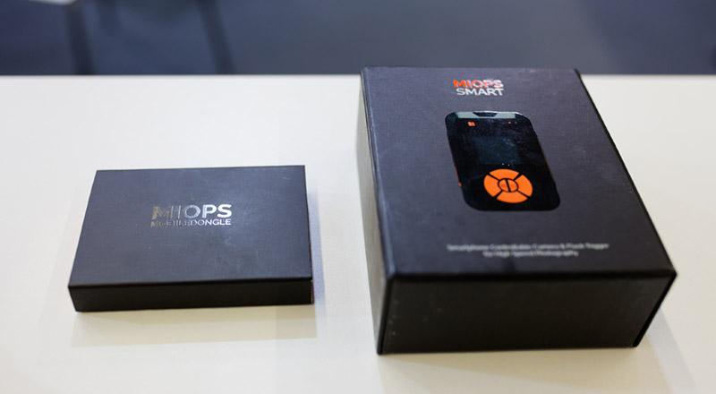 Photokina 2018 : Déclenchez votre appareil avec le système MIOPS