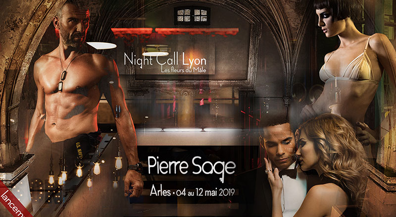 Night Call Lyon - Pierre SAGE