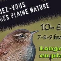 10 ème édition des Rendez-vous Images Plaine Nature à Longecourt-en-Plaine les 7-8-9 février 2020